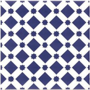 Arabskie płytki dekoracyjne