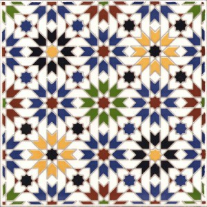 Arabskie dekory z Maroka