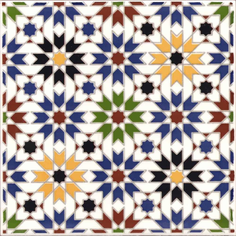 Kafle śródziemnomorskie z Maroka