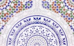 Marokańskie płytki ścienne i podłogowe
