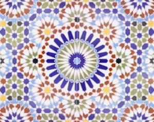 Dekory marokańskie