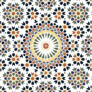 Marokańskie dekory