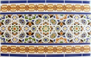 Marokańskie kafle