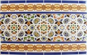 Marokańskie płytki ceramiczne