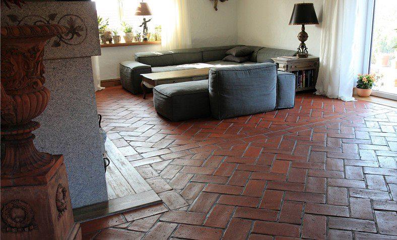 terakota na podłogę