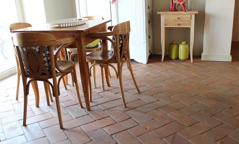 terakota podłogowe