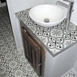 Francuskie plytki cementowe kafle cementowe - hiszpańskie plytki cementowe
