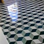 Płytki cementowe, a ogrzewanie podłogowe