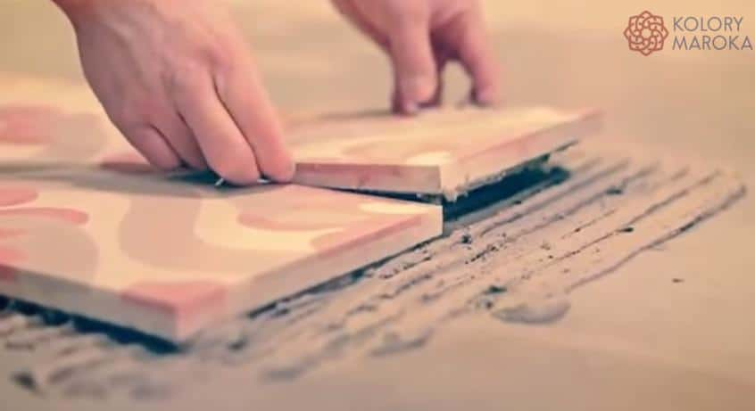 Płytki cementowe – Płytki Cementowe – Poradnik od Ekspertów – Część 4 – Jak ułożyć efektowny wzór?