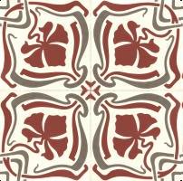 Cementowe płytki mozaikowe