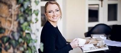 Katarzyna Kraszewska, architekt wnętrz