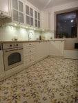 CRISTIANO - posadzka z płytek cementowych w kuchni