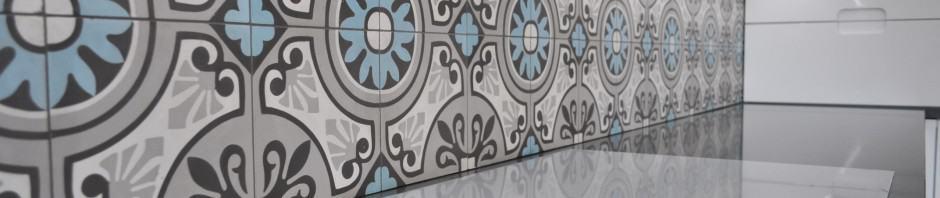 Wyróżnienie (ex aequo) w konkursie na najciekawszą realizację Kolorów Maroka dla Michała Mincberga (płytka cementowa MALCOLM)