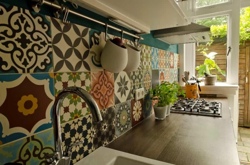 P ytki cementowe patchwork - Fliesen marokko ...