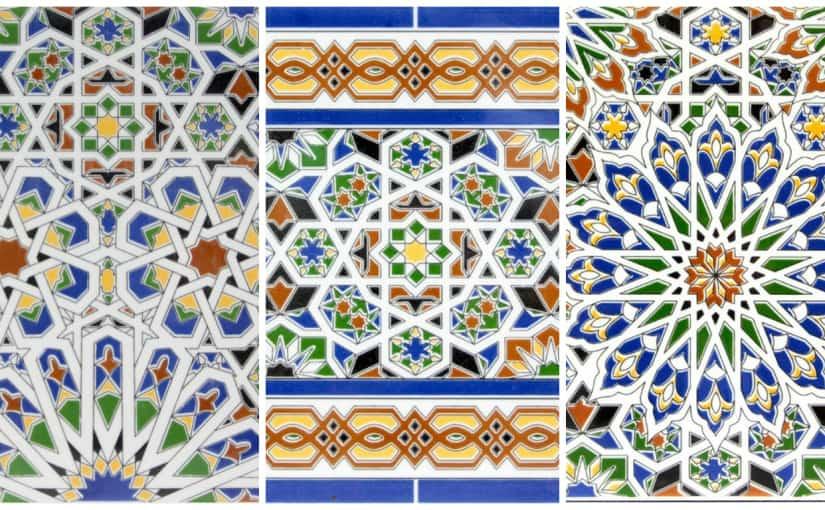 Marokańskie płytki ceramiczne – nowa wiosenna dostawa