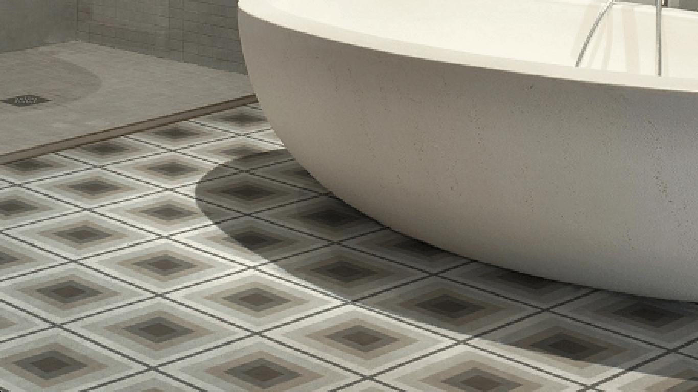 Cuadrado, płytki cementowe dostępne w sklepie Kolory Maroka