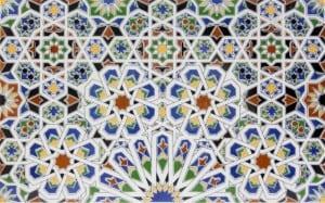 MATTULLAH, płytka ceramiczna ze sklepu Kolory Maroka