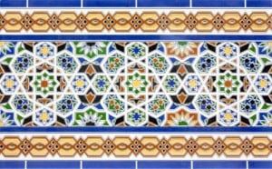 ASMA, płytka ceramiczne ze sklepu Kolory Maroka