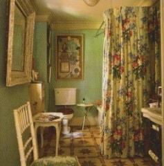 Dakota Apartments, Nowy Jork, oryginalne, francuskie płytki cementowe z XIX. wieku