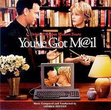 """Tom Hanks i Meg Ryan w filmie """"Masz wiadomość"""", nakręconym na Upper West Side, reż. Nora Ephron, 1998"""