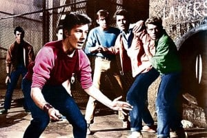 West Side Story, musical 1961 r.