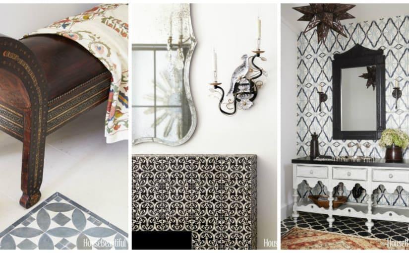 Styl marokański w wersji luksusowej i eleganckiej
