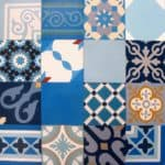 Patchwork z ekskluzywnych płytek cementowych ze sklepu Kolory Maroka