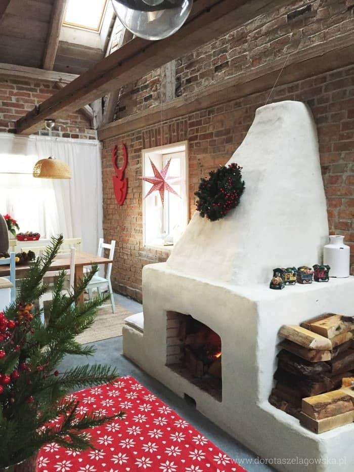 Święta w domu Doroty Szelągowskiej na Warmii