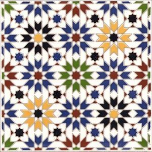 Karima - marokańskei płytki